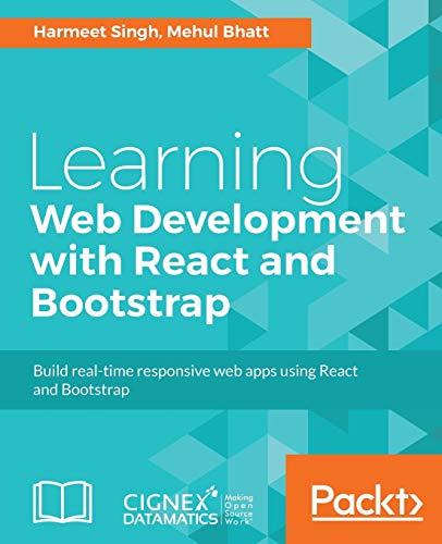 PDF] Learning Web Development with React and Bootstrap | Free eBooks