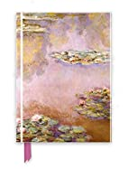 Monet: Waterlilies (Foiled Journal) (Flame…