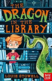 THE DRAGON IN THE LIBRARY av Stowell Louie;…