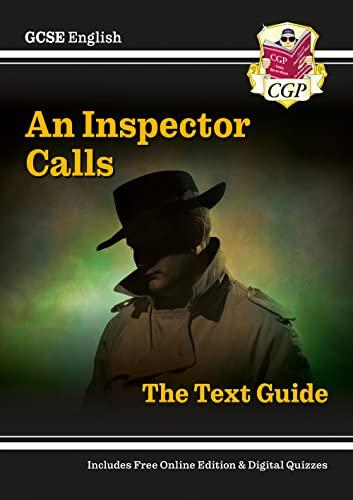 "GCSE English: ""An Inspector Calls"" Text Guide Pt. 1 & 2 (Gcse English Text Guide)"