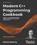 couverture du livre Modern C++ Programming Cookbook