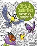 Birds & Butterflies Color by Numbers…