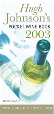 Hugh Johnson's Pocket Wine Book 2003 –…