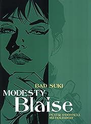 Modesty Blaise: Bad Suki de Peter O'Donnell