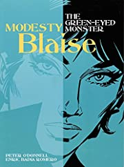 Modesty Blaise: The Green-Eyed Monster de…