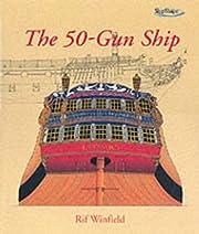 50 Gun Ship (Shipshape) por Rif Winfield