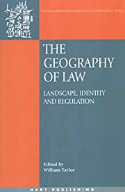 The Geography of Law: Landscape, Identity…