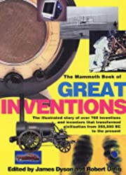The Mammoth Book of Great Inventions –…