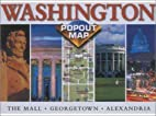 Washington D.C. Popout Map by Rand McNally…