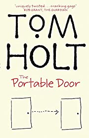 The portable door by Tom Holt