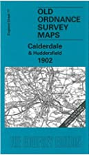 Calderdale and Huddersfield (Old O.S. Maps…