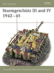 Sturmgeschutz III and IV 1942-45 (New…