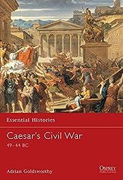 Caesar's Civil War de Adrian…