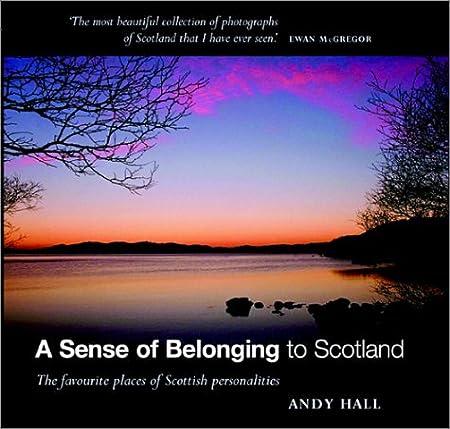 A Sense of Belonging to Scotland cover