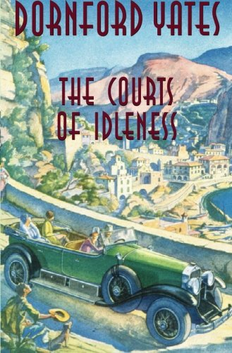 The Courts of Idleness cover