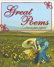 Great Poems (Visual Factfinder) av Kate…
