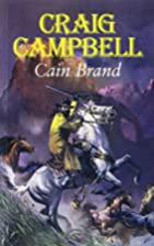 Cain Brand (Dales Western) by Craig Campbell