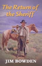 The Return Of The Sheriff (Dales Western) by…