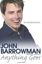 Anything Goes de John Barrowman