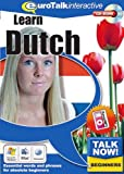 Talk Now Learn Dutch: Essential Words and Phrases for Absolute Beginners (PC/Mac)