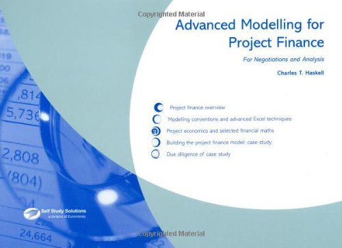 PDF] Advanced Modelling for Project Finance | Free eBooks