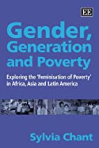 Gender, Generation and Poverty: Exploring…