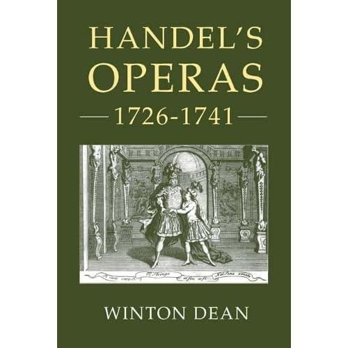 Essays on Handel and Italian opera