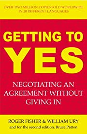 Getting to Yes: Negotiating Agreement…