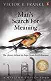 Man's Search For Meaning book cover