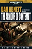The Armour of Contempt (Gaunt's Ghosts), Abnett, Dan