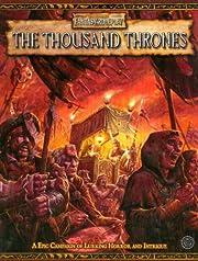 Thousand Thrones (Warhammer Fantasy…