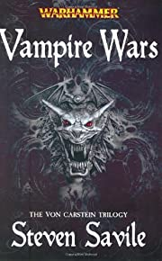 Vampire Wars: The Von Carstein Trilogy…