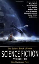The Solaris Book of New Science Fiction:…