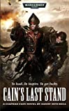 Image for Cain's Last Stand (Ciaphas Cain)
