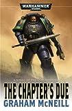 Chapters Due (Ultramarines), McNeill, Graham