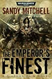 The Emperor's Finest (Ciaphas Cain), Mitchell, Sandy