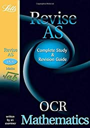 OCR Maths: Study Guide (Letts AS Success) af…
