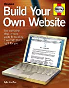 Build Your Own Website: The step-by-step…