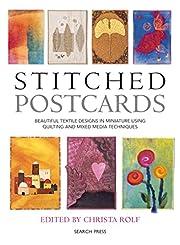 Stitched Postcards: Beautiful Textile…