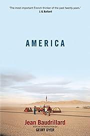 America af Jean Baudrillard