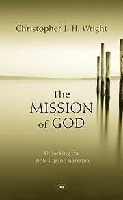 The Mission of God av Wright Christopher
