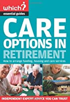 Care Options in Retirement (Which?…