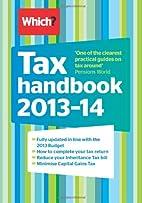 Tax Handbook 2013-14 by Tony Levene