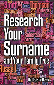 Research Your Surname and Your Family Tree…