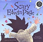 Scary Edwin Page by Alec Sillifant