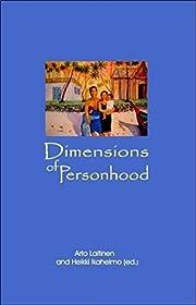 Dimensions of Personhood de Arto Laitinen