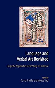 Language And Verbal Art Revisited:…