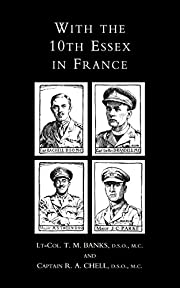 With The 10Th Essex In France de Lcol T. M.…