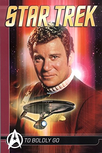 Star Trek Comics Classics: To Boldly Go (Titan Star Trek Collections) (v. 1), Barr, Mike W.