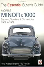 Morris Minor & 1000 ohv saloons, travellers…